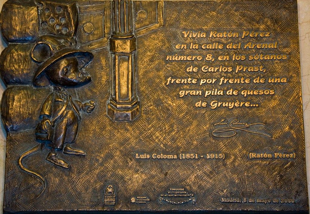 Cosas curiosas que quizás no sabías sobre el Ratoncito Pérez